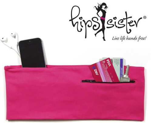 HIPSSISTER -Left Coast sister is perfect for any woman with an active lifestyle